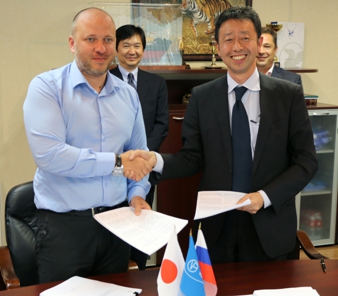 Vostochny Port And Marubeni Corp Ink Agreement On Supply Of