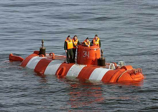 водолазы курск лодка
