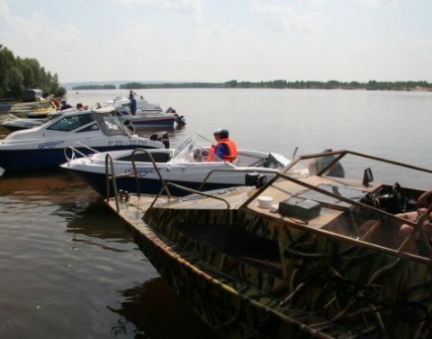 открытие навигации для моторных лодок