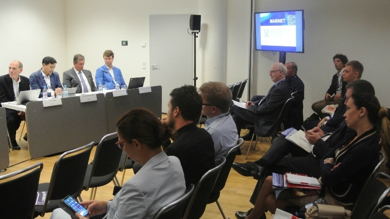 International experts about the maritime industry
