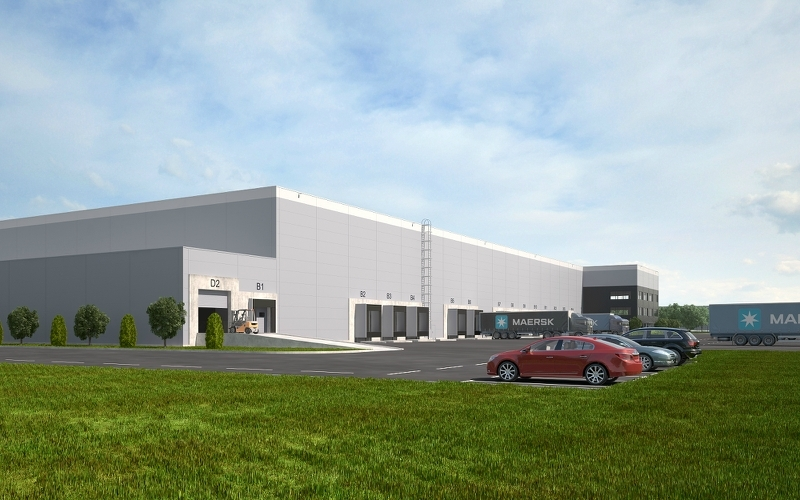 Maersk to build its first cold store in St  Petersburg (Russia)