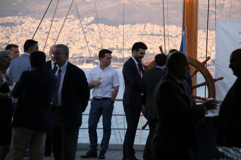 Representative office of the Caspian Shipping Company opened