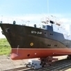 Rybinsk based Vympel Shipyard launches big hydrographic vessel of Project ... - PortNews IAA