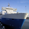 Baltiysk ferry starts working (photo) - PortNews IAA