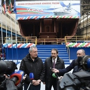 Zelenodolsk Plant Named After M. Gorky lays down tenth small-size ... - PortNews IAA