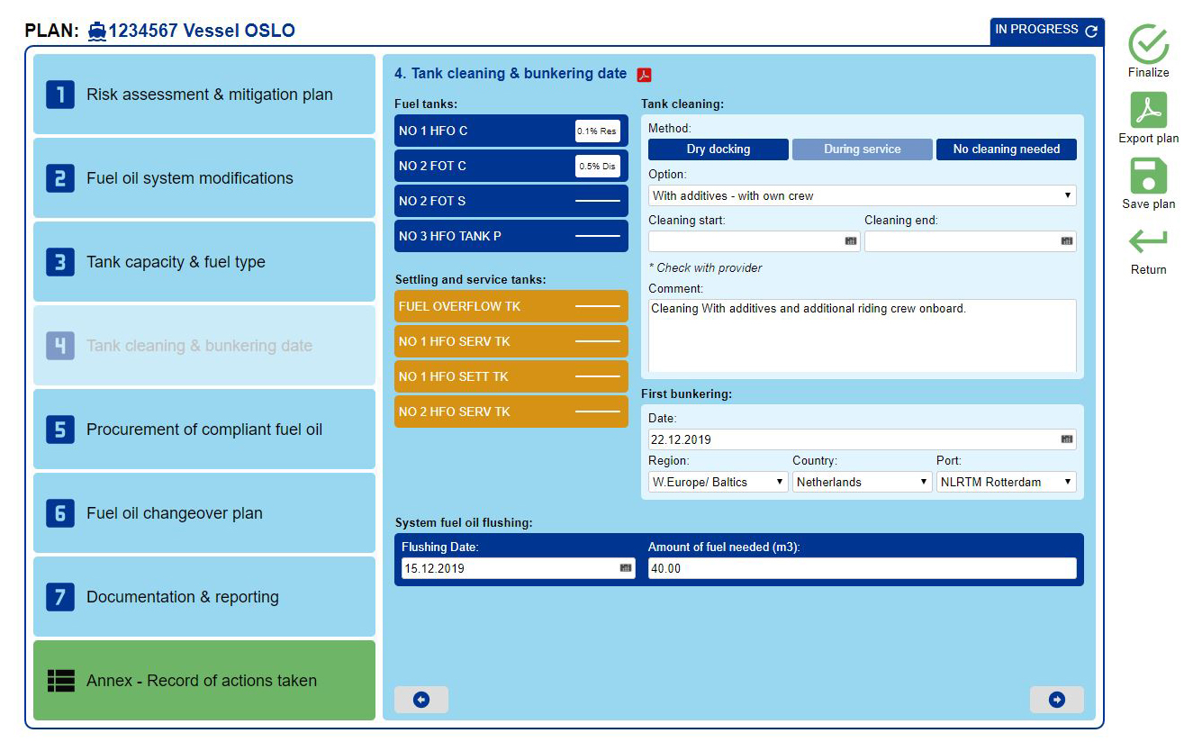 DNV GL supports 2020 sulphur compliance with online Ship